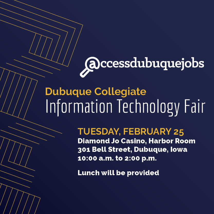 Event Promo Photo For Dubuque Collegiate Information Technology Fair