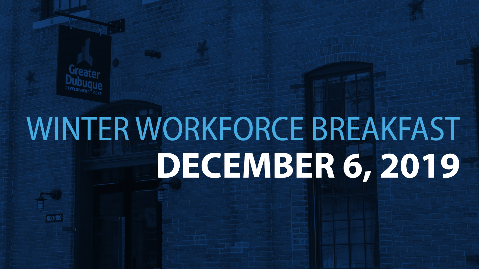 2019 Winter Workforce Breakfast Photo - Click Here to See