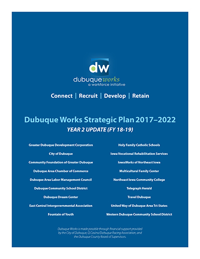 Dubuque Works Year 1 Update